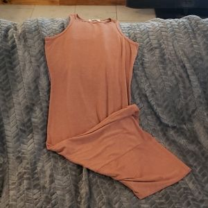 Forever 21 fitted summer dress ladies size Medium